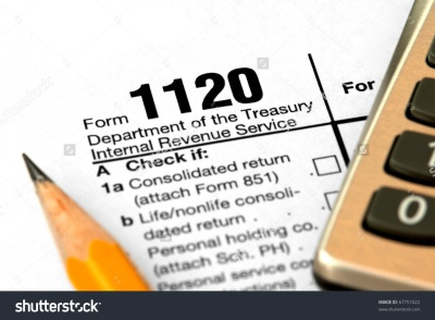 stock-photo-form-corporate-tax-return-67757422